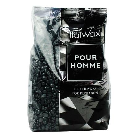 ItalWax filmwax - zrniečka vosku Pour Homme 1 kg - NechtovyRAJ.sk