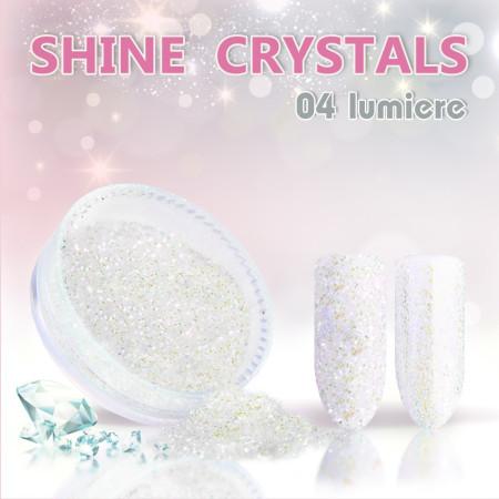 Prášok na nechty Shine crystal effect 04 - NechtovyRAJ.sk