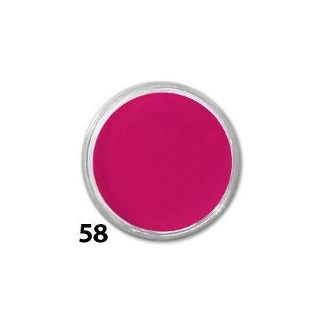 Akrylová farba na nechty č.58 10ml - cyklamenová - NechtovyRAJ.sk