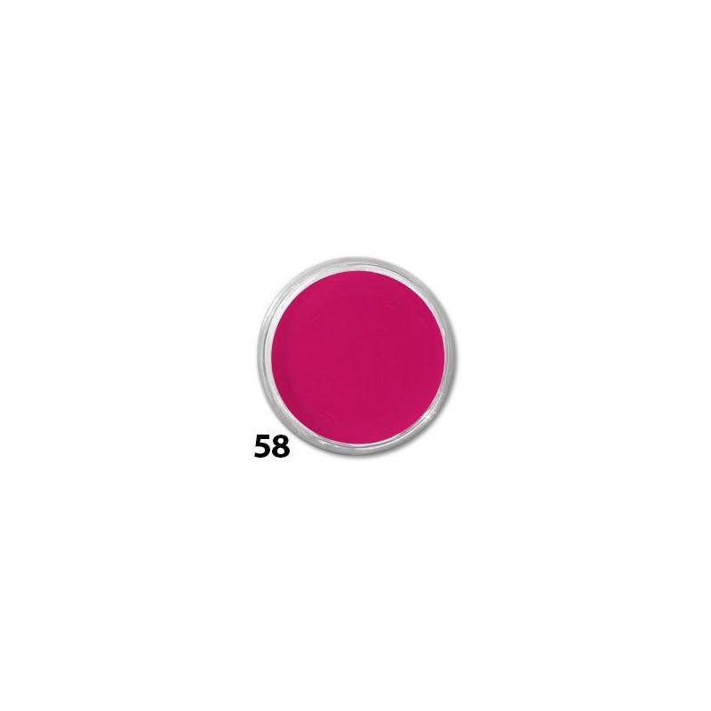 Akrylová farba na nechty č.58 10ml - cyklamenová NechtovyRAJ.sk - Daj svojim nechtom všetko, čo potrebujú