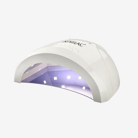 Semilac UV/LED lampa 24/48 W biela-NechtovyRAJ.sk