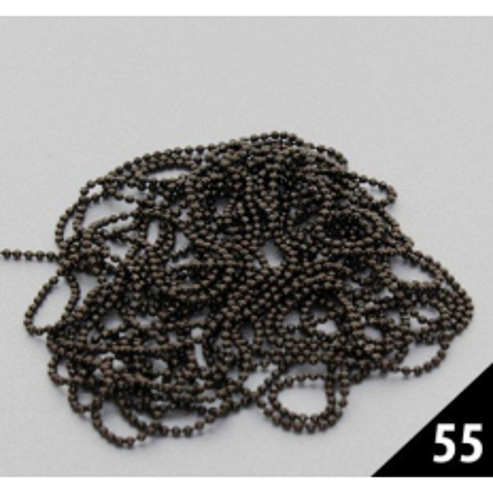 Retiazka na zdobenie 55 čierna NechtovyRAJ.sk - Daj svojim nechtom všetko, čo potrebujú
