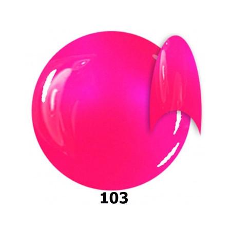 NTN Gél lak NTN 103 ružový 15ml - NechtovyRAJ.sk