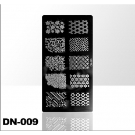 Doštička na pečiatkovanie DN009 - NechtovyRAJ.sk