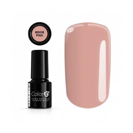 Color IT Hard Builder Base - Beige Pink 6 g - NechtovyRAJ.sk