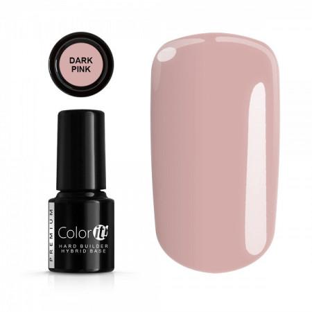 Color IT Hard Builder Base - Dark Pink 6 g NechtovyRAJ.sk - Daj svojim nechtom všetko, čo potrebujú