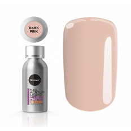 Silcare Acryl Liquid tmavo ružový 50 ml NechtovyRAJ.sk - Daj svojim nechtom všetko, čo potrebujú