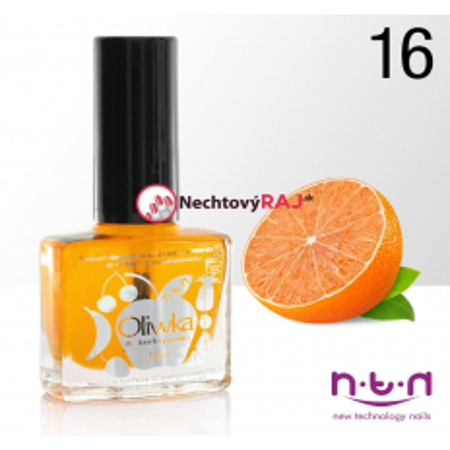 Olejček na nechty č.16 vôna mandarinka NechtovyRAJ.sk - Daj svojim nechtom všetko, čo potrebujú