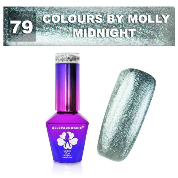 79. Gél lak na nechty Colours by Molly 10 ml NechtovyRAJ.sk - Daj svojim nechtom všetko, čo potrebujú