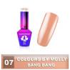 07. Gél lak na nechty Colours by Molly 10 ml NechtovyRAJ.sk - Daj svojim nechtom všetko, čo potrebujú