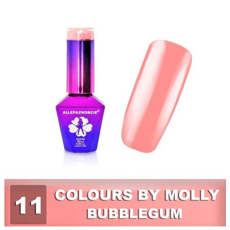 11. Gél lak na nechty Colours by Molly 10 ml - NechtovyRAJ.sk