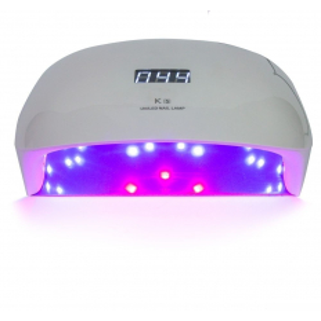Silcare K5 UV/LED LAMPA 48 W - biela - NechtovyRAJ.sk