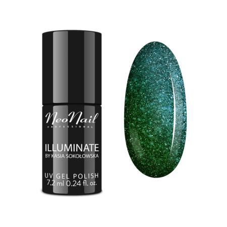Neonail gél lak - Emerald Falls 7ml