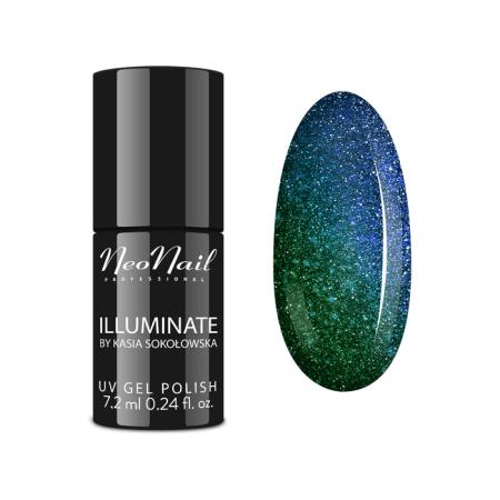 Neonail gél lak - Intense Malachite 7ml - NechtovyRAJ.sk