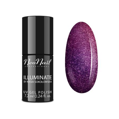 Neonail gél lak - Purplel Opal 7ml - NechtovyRAJ.sk