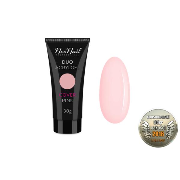 NeoNail Duo Akrylgél 30 g - Cover Pink