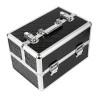 Kozmetický kufrík malý čierny NechtovyRAJ.sk - Daj svojim nechtom všetko, čo potrebujú