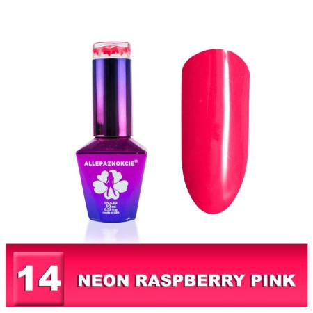 14. Gél lak na nechty Neon by Molly 10 ml - NechtovyRAJ.sk