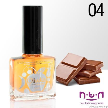 Olejček na nechty vôna čokoláda 5 ml NechtovyRAJ.sk - Daj svojim nechtom všetko, čo potrebujú
