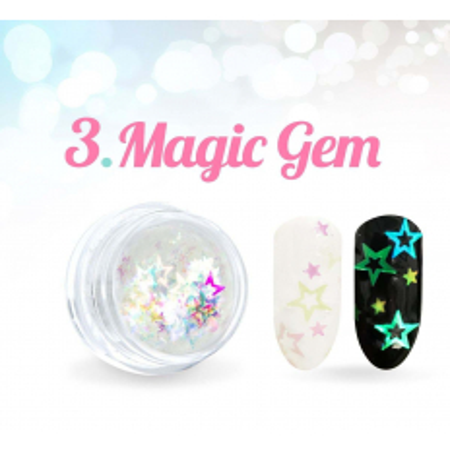 Ozdobné hviezdičky Magic Gem 03 - NechtovyRAJ.sk