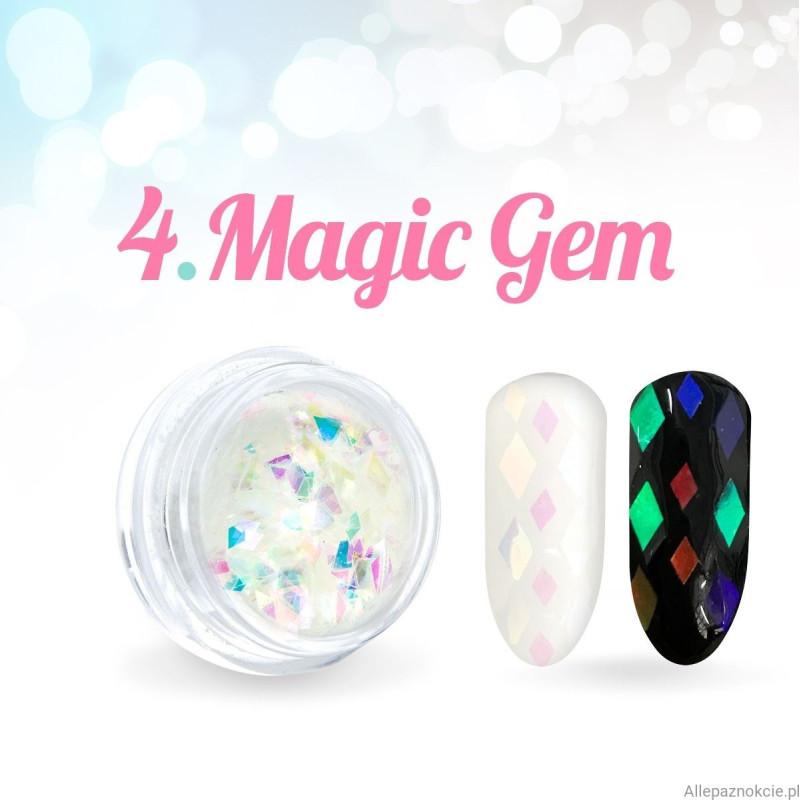 Ozdobné diamanty Magic Gem 04. NechtovyRAJ.sk - Daj svojim nechtom všetko, čo potrebujú