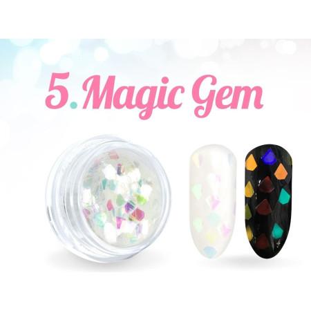 Ozdobné diamanty Magic Gem 05. NechtovyRAJ.sk - Daj svojim nechtom všetko, čo potrebujú