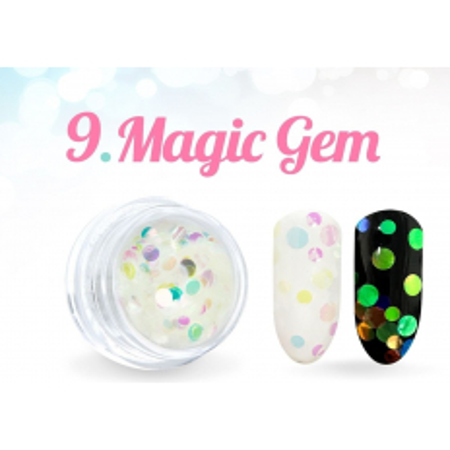 Ozdobné kolieska Magic Gem 09-NechtovyRAJ.sk