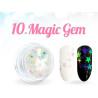Ozdobné hviezdičky Magic Gem 10. NechtovyRAJ.sk - Daj svojim nechtom všetko, čo potrebujú