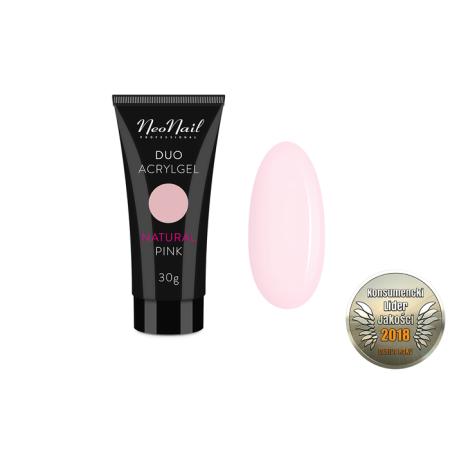 NeoNail Duo Akrylgél 30 g - Natural Pink NechtovyRAJ.sk - Daj svojim nechtom všetko, čo potrebujú