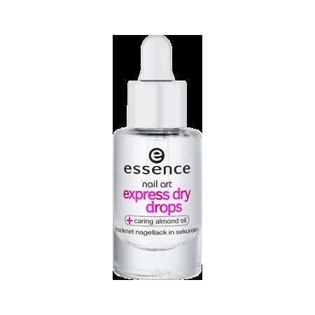 Essence Nail Art Express Dry Drops rychloschnúce kvapky 8 ml NechtovyRAJ.sk - Daj svojim nechtom všetko, čo potrebujú