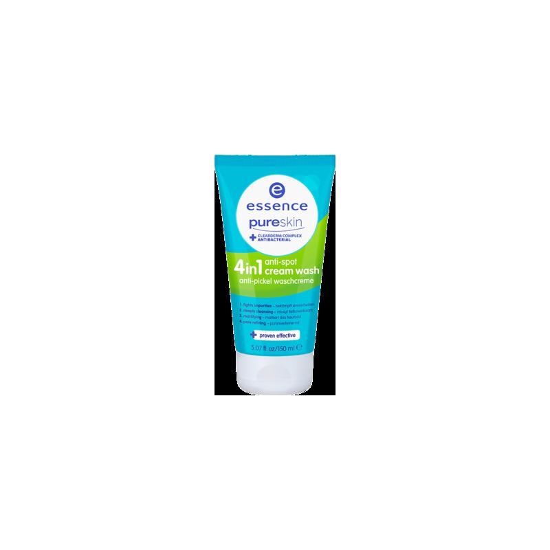 Essence pure skin anti-spot umývací krém 4v1 - NechtovyRAJ.sk