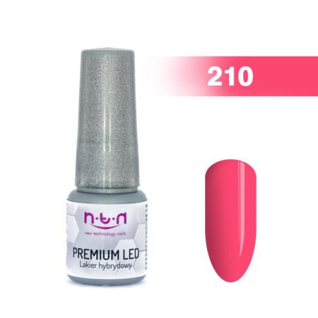 NTN Premium Led gél lak 210 6ml NechtovyRAJ.sk - Daj svojim nechtom všetko, čo potrebujú
