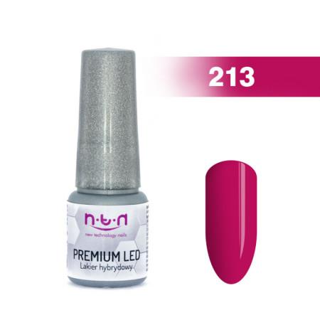 NTN Premium Led gél lak 213 6ml NechtovyRAJ.sk - Daj svojim nechtom všetko, čo potrebujú