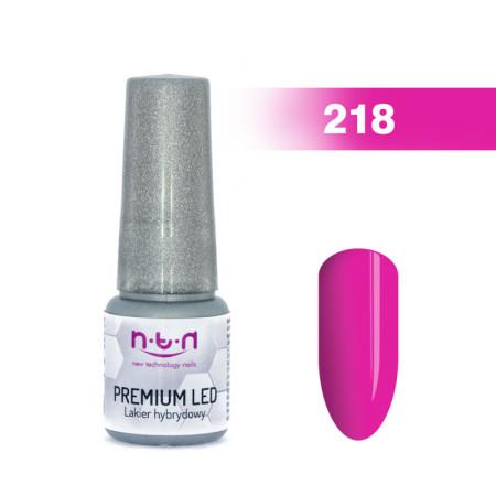 NTN Premium Led gél lak 218 6ml