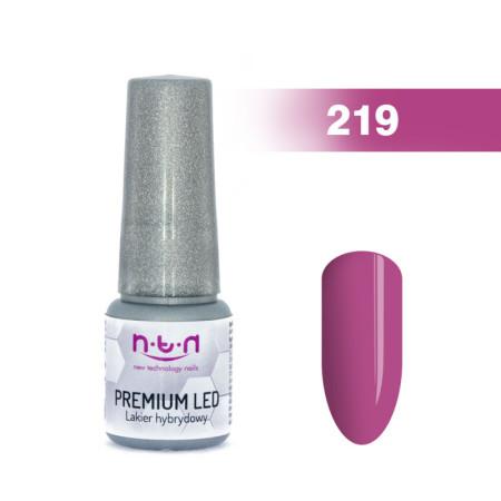 NTN Premium Led gél lak 219 6ml NechtovyRAJ.sk - Daj svojim nechtom všetko, čo potrebujú