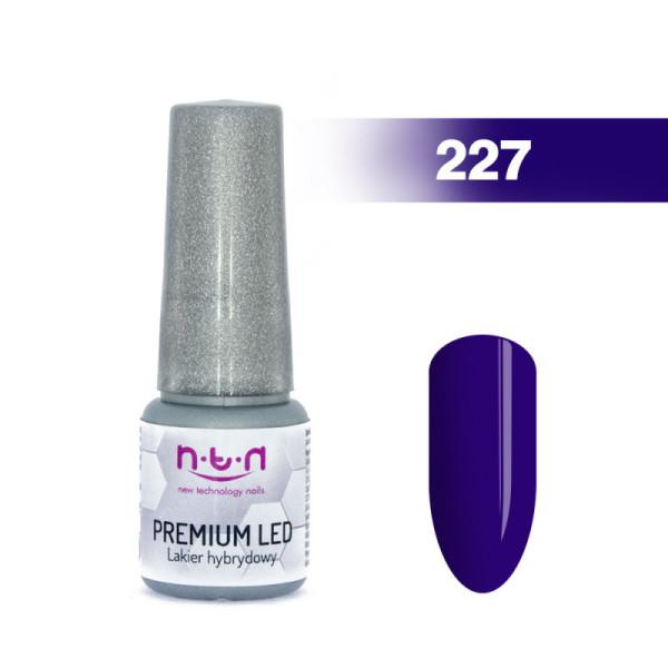 NTN Premium Led gél lak 227 6ml