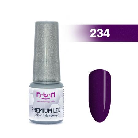 NTN Premium Led gél lak 234 6ml NechtovyRAJ.sk - Daj svojim nechtom všetko, čo potrebujú
