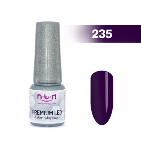 NTN Premium Led gél lak 235 6ml NechtovyRAJ.sk - Daj svojim nechtom všetko, čo potrebujú