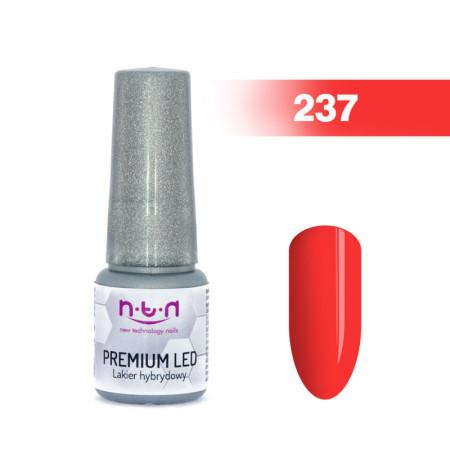 NTN Premium Led gél lak 237 6ml NechtovyRAJ.sk - Daj svojim nechtom všetko, čo potrebujú