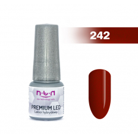 NTN Premium Led gél lak 242 6ml NechtovyRAJ.sk - Daj svojim nechtom všetko, čo potrebujú