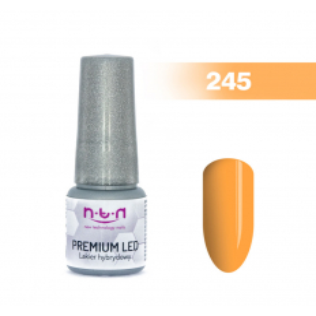NTN Premium Led gél lak 245 6ml NechtovyRAJ.sk - Daj svojim nechtom všetko, čo potrebujú