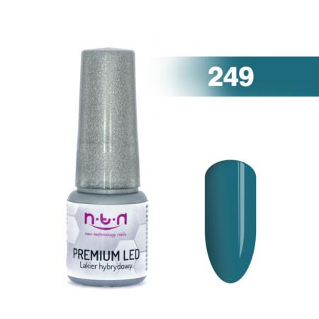NTN Premium Led gél lak 249 6ml NechtovyRAJ.sk - Daj svojim nechtom všetko, čo potrebujú