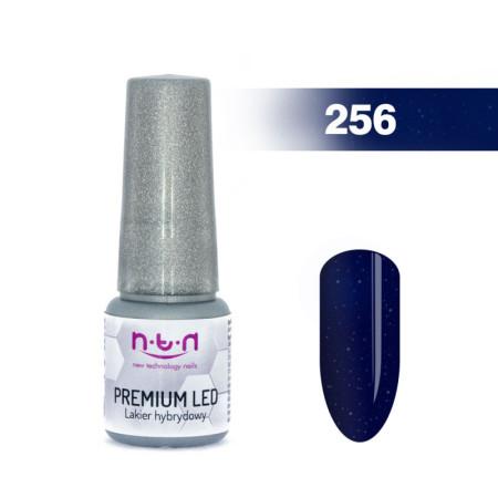 NTN Premium Led gél lak 256 6ml NechtovyRAJ.sk - Daj svojim nechtom všetko, čo potrebujú