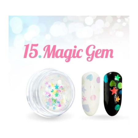 Ozdoby Magic Gem 15. NechtovyRAJ.sk - Daj svojim nechtom všetko, čo potrebujú