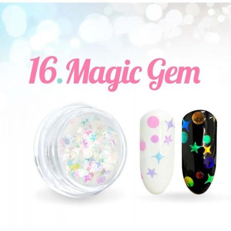 Ozdoby Magic Gem 16. NechtovyRAJ.sk - Daj svojim nechtom všetko, čo potrebujú