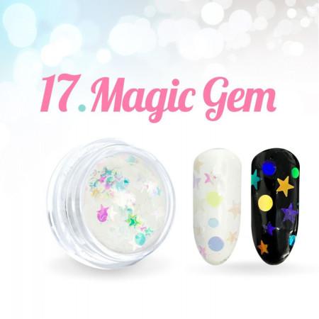 Ozdoby Magic Gem 17. NechtovyRAJ.sk - Daj svojim nechtom všetko, čo potrebujú