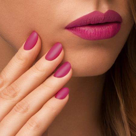 Semilac matný rúž na pery 066 - Glossy Cranberry NechtovyRAJ.sk - Daj svojim nechtom všetko, čo potrebujú