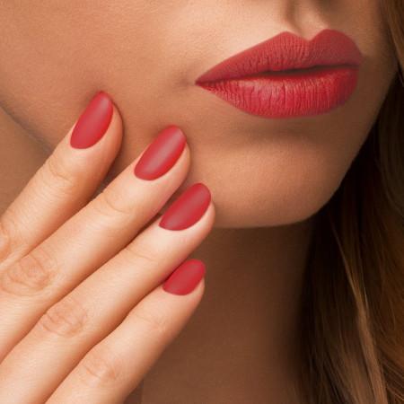 Semilac matný rúž na pery 063 - Legendary Red NechtovyRAJ.sk - Daj svojim nechtom všetko, čo potrebujú