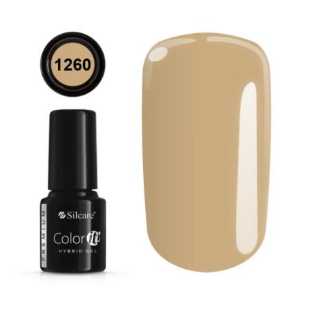 Gél lak Color IT Premium 1260 6 ml NechtovyRAJ.sk - Daj svojim nechtom všetko, čo potrebujú