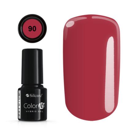 Gél lak Color IT Premium 90 6 ml